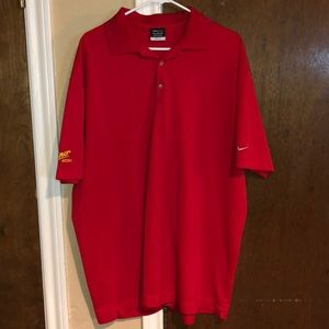 Men's shiner bock polo xxl